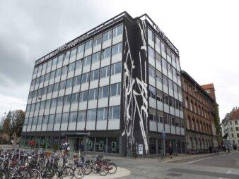 Dansk Byggeris hovedkontor påNørre Voldgade. Foto: Wikipedia
