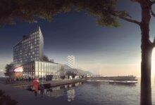 Rune Kilden og Anders Holch Povlsen finder entreprenør til 43.000 kvm stort hotel