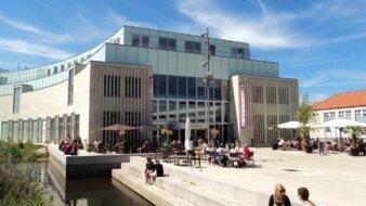 Sillebroen Shopping i Frederikssund. Foto:PR