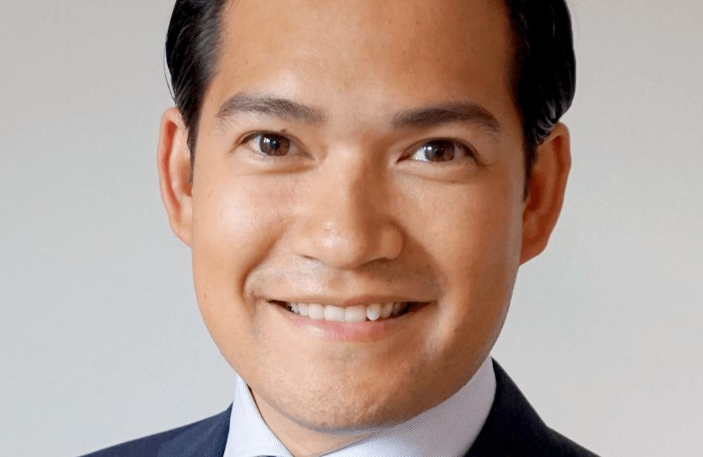 Ny skandinavisk ejendomschef i London-investor -