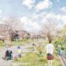 Brøndby Kommune har tidligere offentliggjort denne illustration af det nye boligområde Kirkebjerg. Der er endnu ingen illustration af det eksakte boligprojekt, som nu er blevet handlet