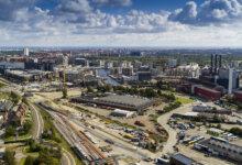 Disse fem arkitektteams skal konkurrere om Jernbanebyen