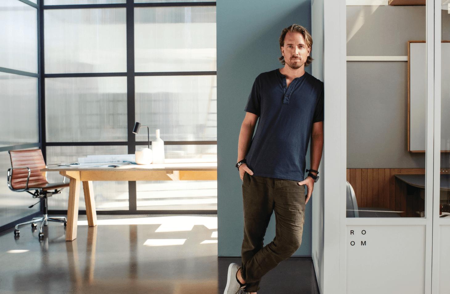 Iværksætter skaffer 80 millioner kr. til kontor-startup -