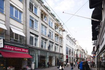 Frederiksberggade 24 på Strøget i København