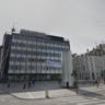 Dansk Byggeris nu tidligere hovedkontor på Nørre Voldgade 106 ved Nørreport Station i København. Foto: Google Maps