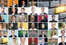Her er de 35 talenter på Ung i Ejendom Talentlisten 2020